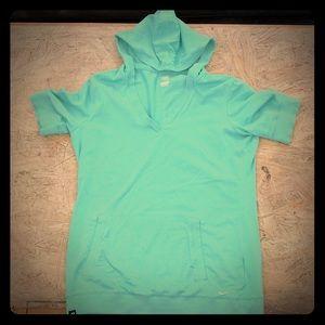 Nike Turquoise Sweater